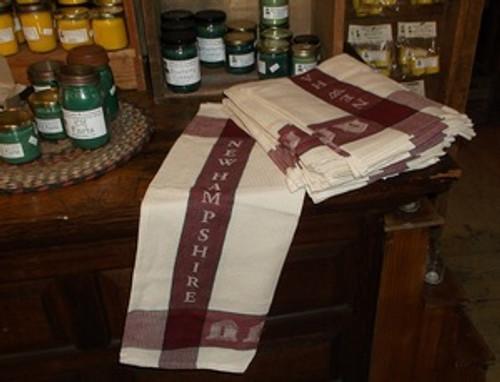 NEW HAMPSHIRE DISH TOWEL
