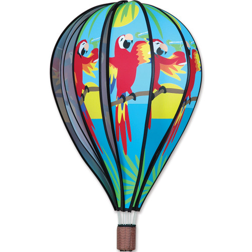 Wind Spinner 5'O Clock Hot Air Balloon 22 Inch