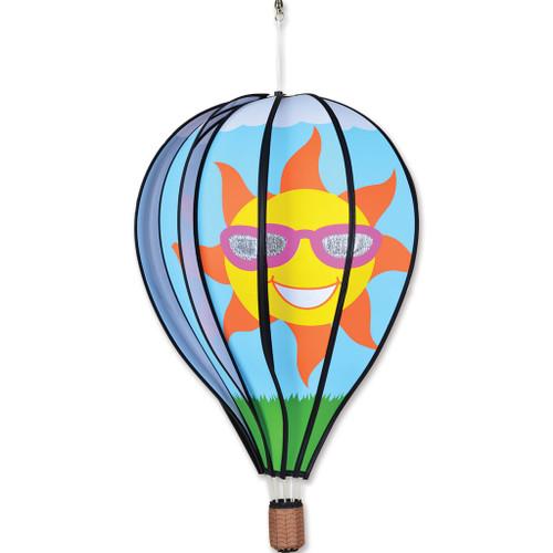 Wind Spinner Sun Hot Air Balloon 22 Inch