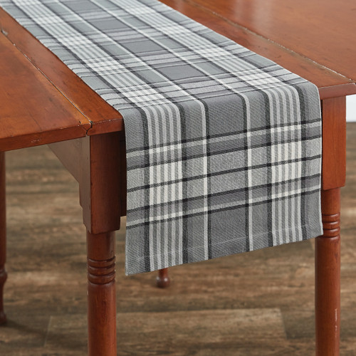 """GREY AREA TABLE RUNNER - 13x54""""L"""