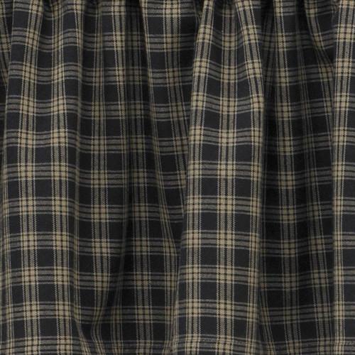 """STURBRIDGE TIERS - 36"""" - BLACK DIMENSIONS: 72"""" x 36"""""""