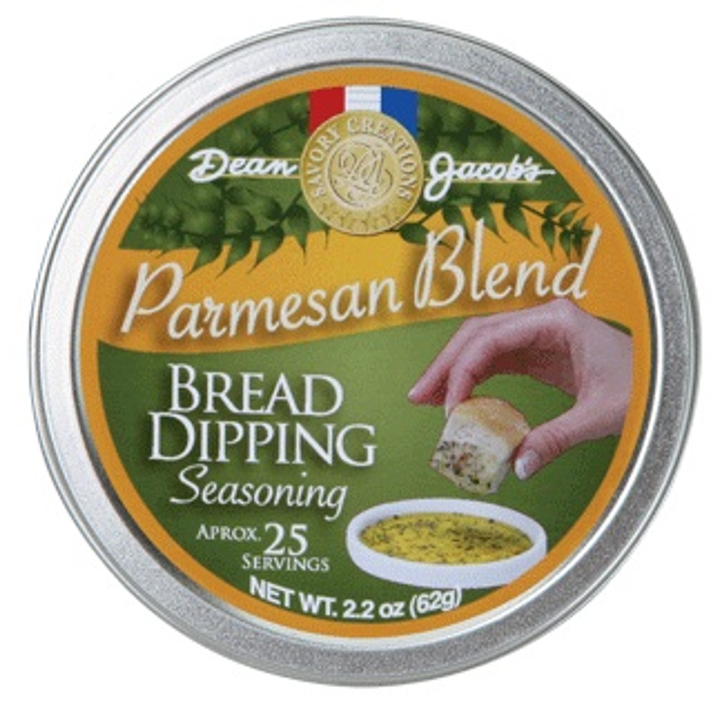 Parmesan Blend Bread Dipping Tin  1.75oz