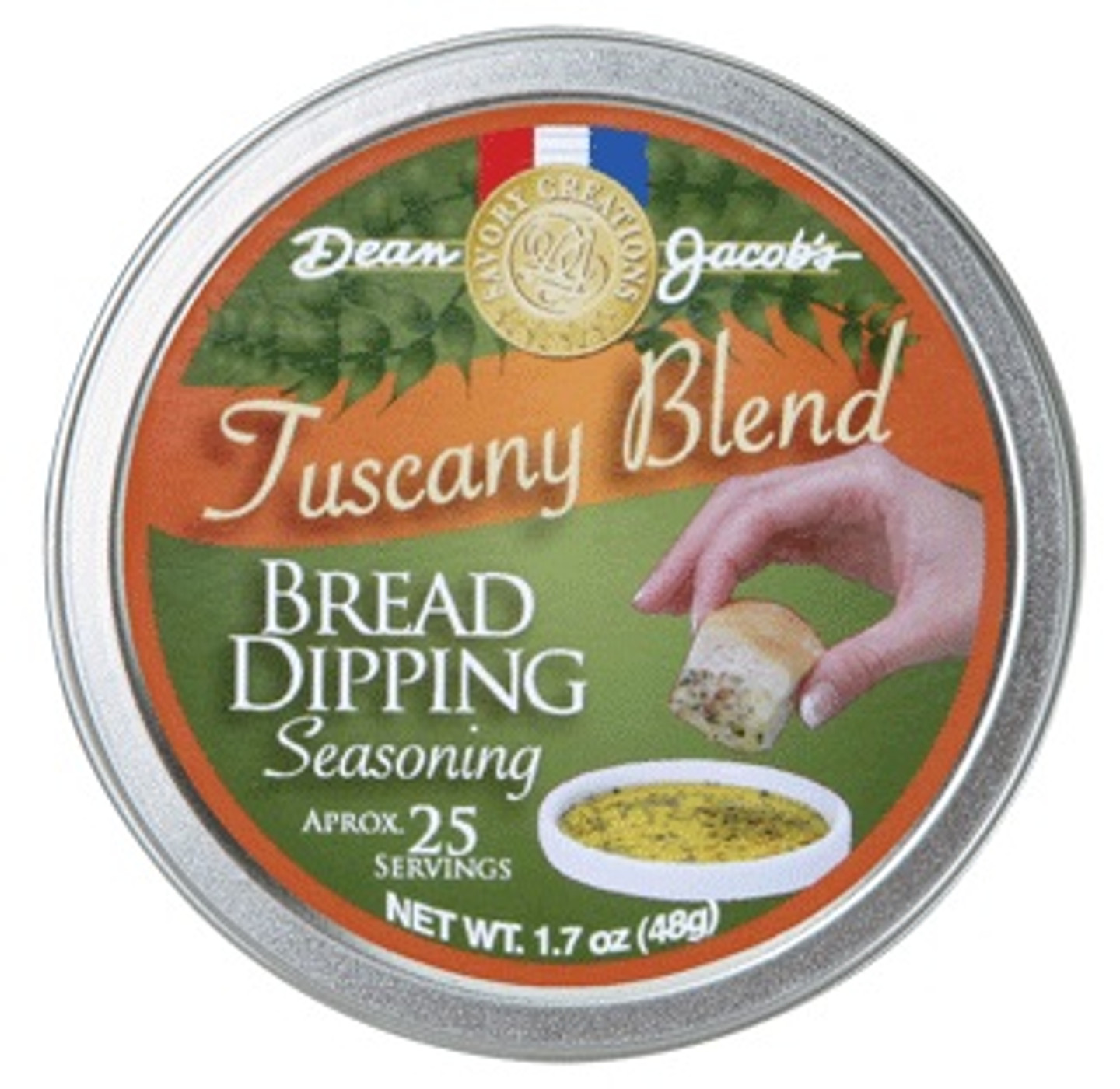 Tuscany Blend Bread Dipping Tin  1.7oz
