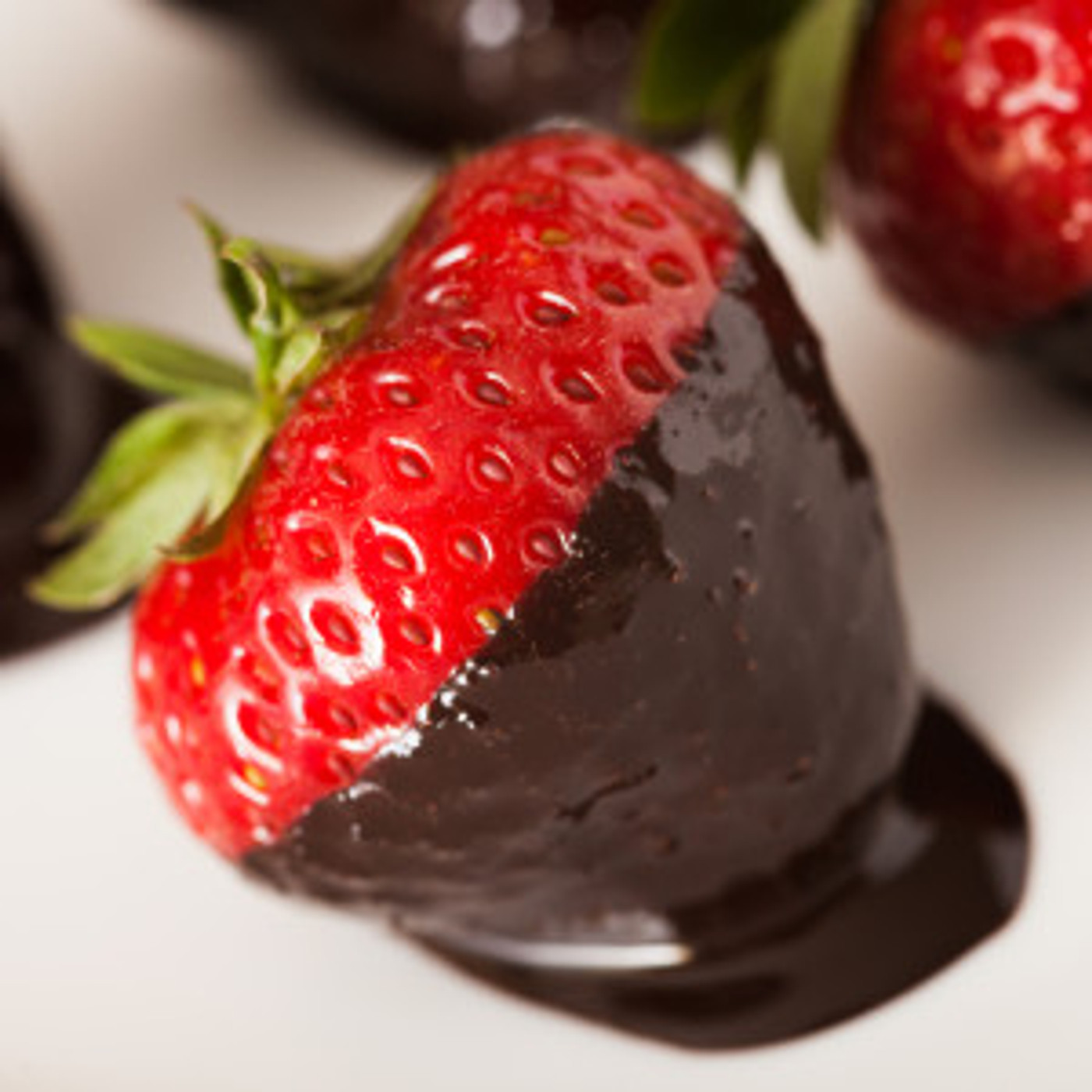 Chocolate Strawberry Balsamic