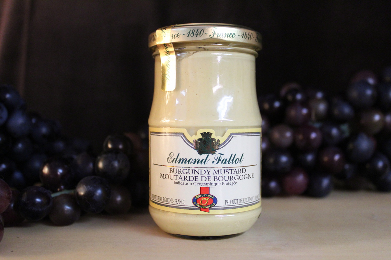 Edmond Fallot Burgundy Mustard