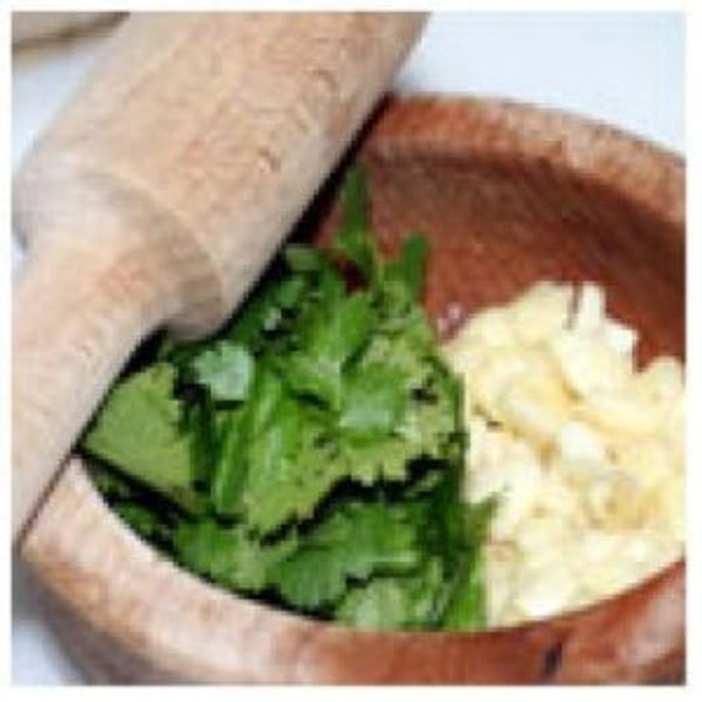 Garlic Cilantro
