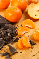 Chocolate Mandarin Balsamic