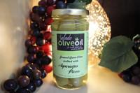 Asparagus Stuffed Olives