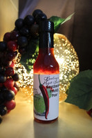 Southwest Prickly Pear Balsamic Hot Sauce