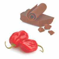 Chocolate White Balsamic with Habanero