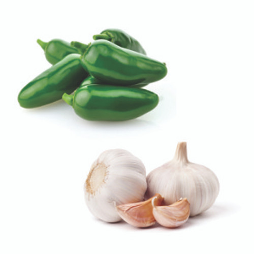 Jalapeno Garlic Olive Oil
