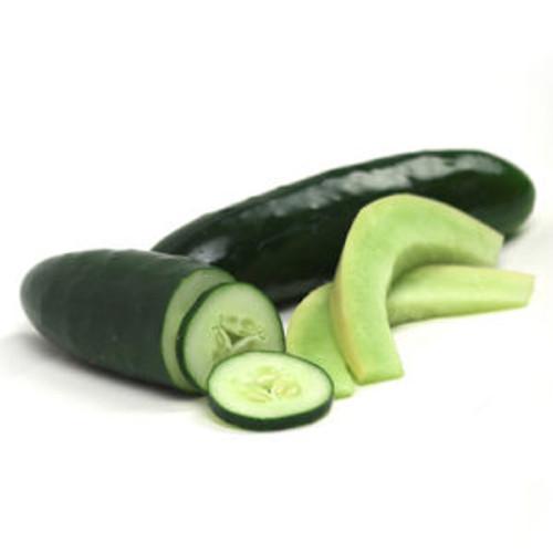 Dark cucumber melon