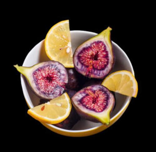 Fig and Lemon Dark Balsamic
