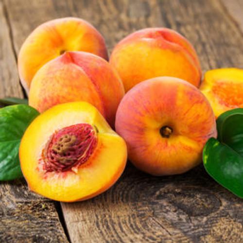 Peach Balsamic BBQ Sauce