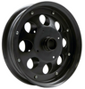 "10""  Black Steel Modular Wheel"