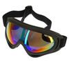 Black Goggles with Tinted Lens