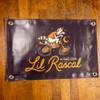 Banner 12x18, Lil Rascal