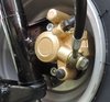 Front Left Brake Caliper, Rear Caliper 80T / TM Mid Series