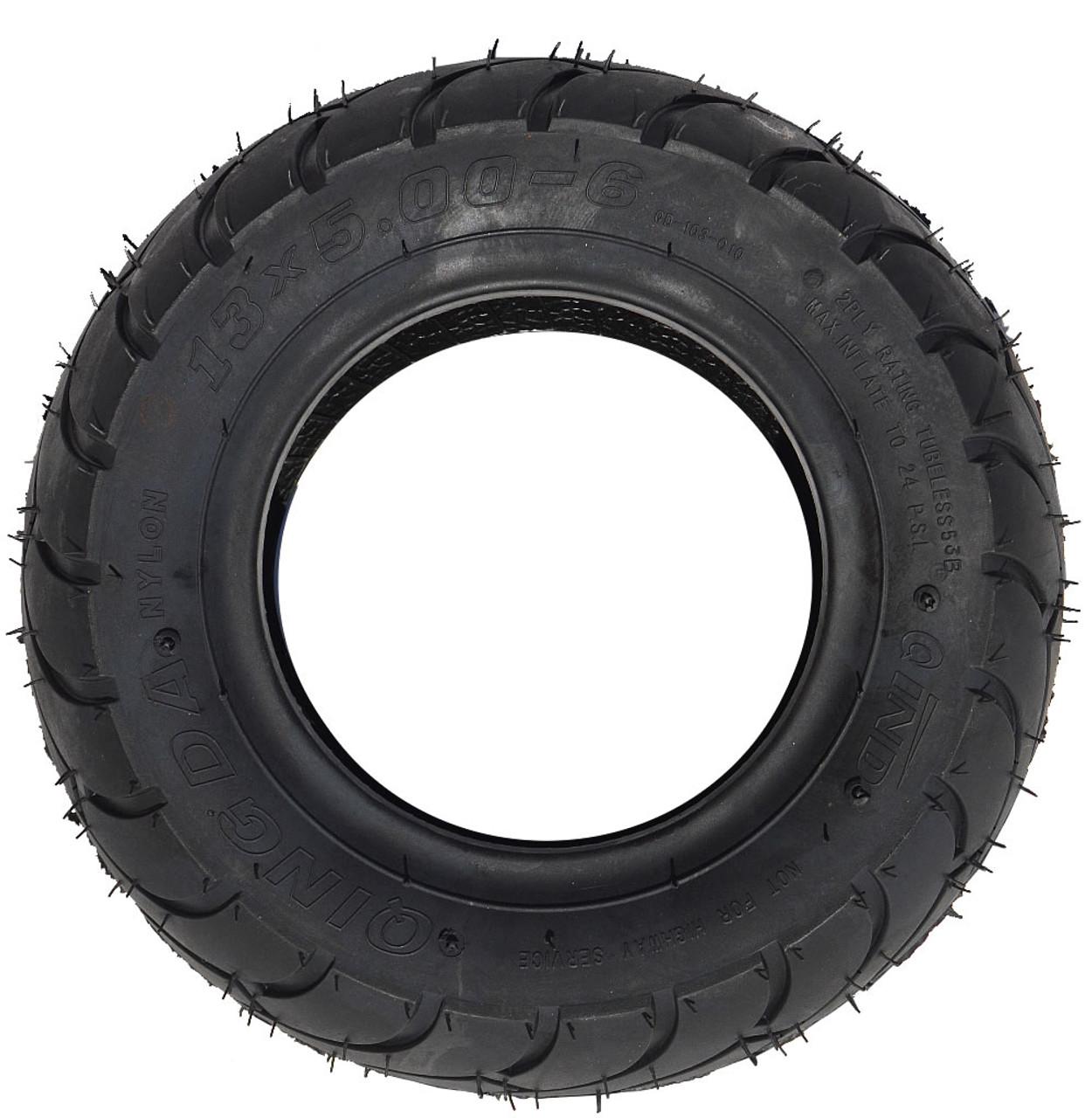 13x5-6 Street Tire - Please Read Description