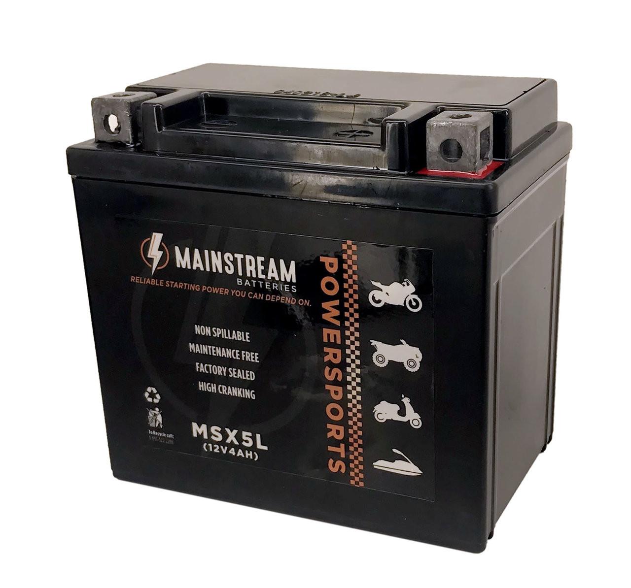 Battery YTX5L,  Sealed
