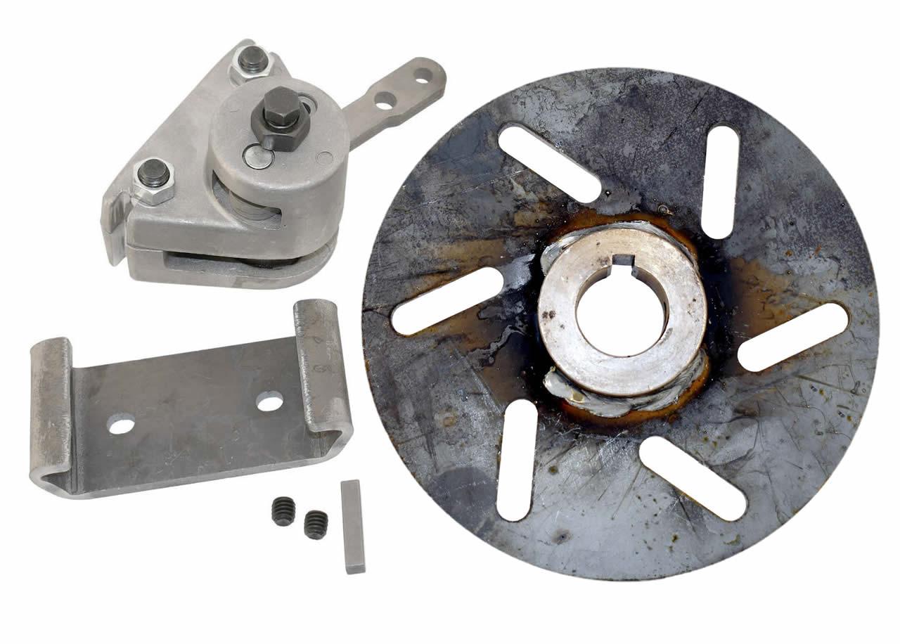 Go Kart Mechanical Brake Disc Kit- 9511, 9598, TH1000