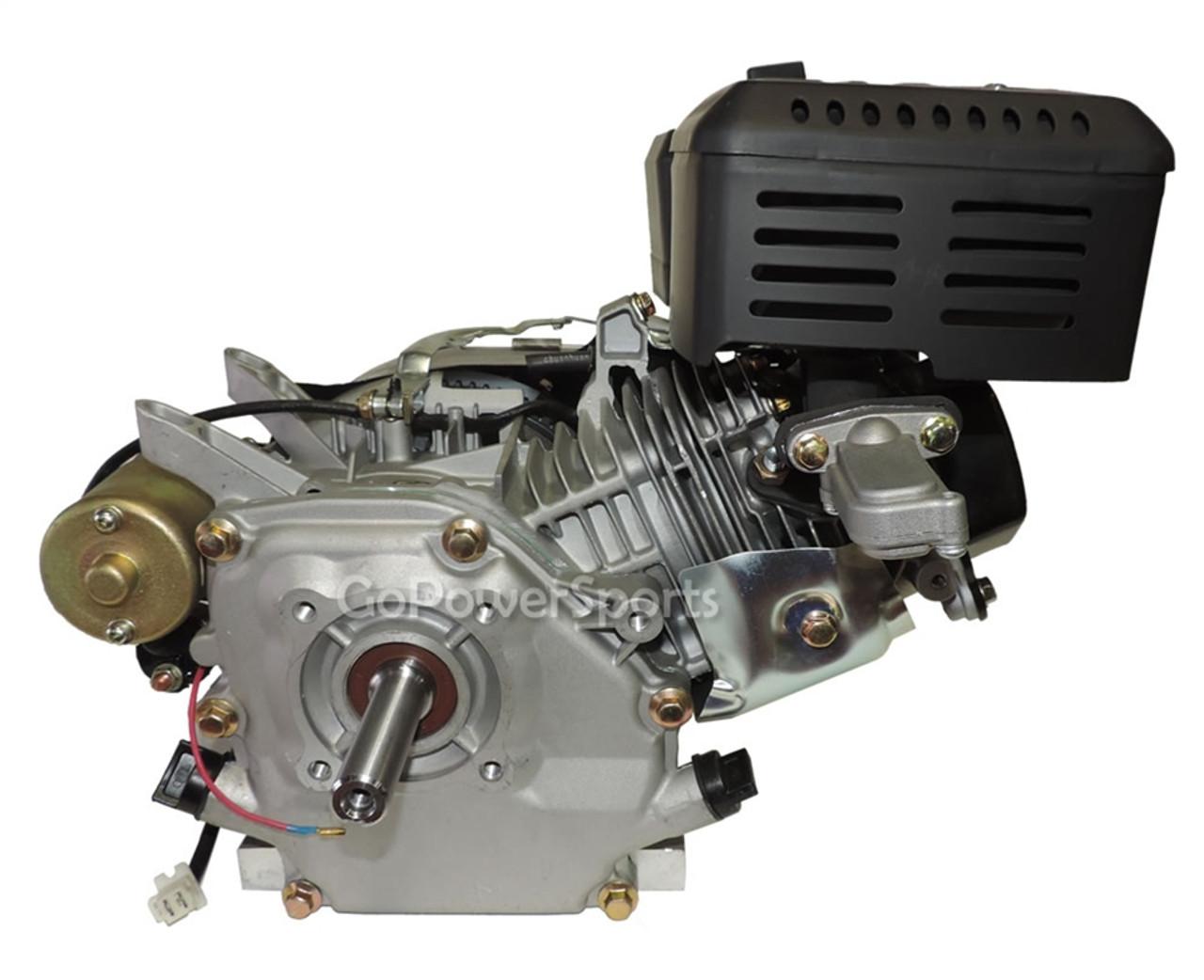 Mid XRX 6.5hp Electric Start Engine -