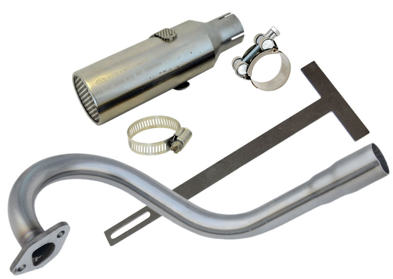 Predator Performance Exhaust Kit