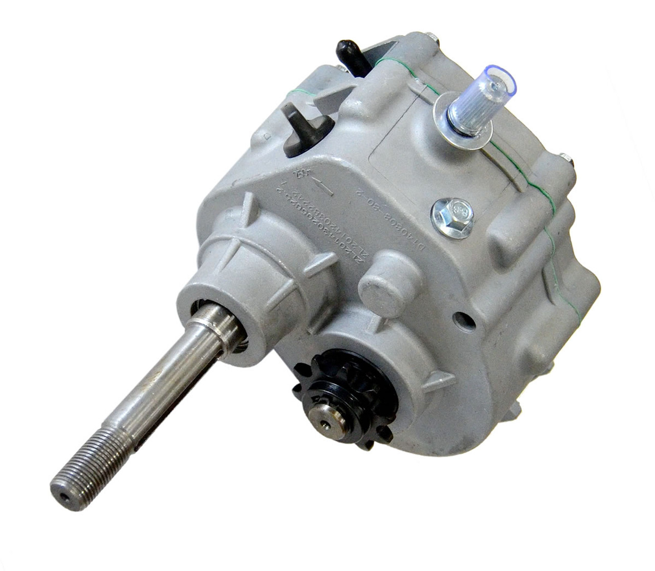 Mid Reverse Gear Box