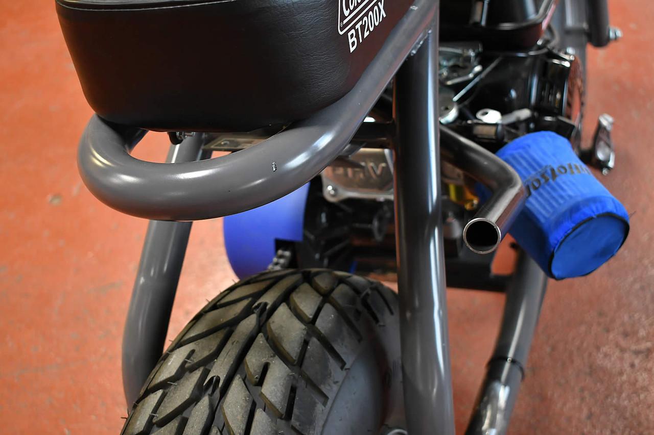 Stage 1: Coleman CT200's/Mega Moto 212 Performance Kit