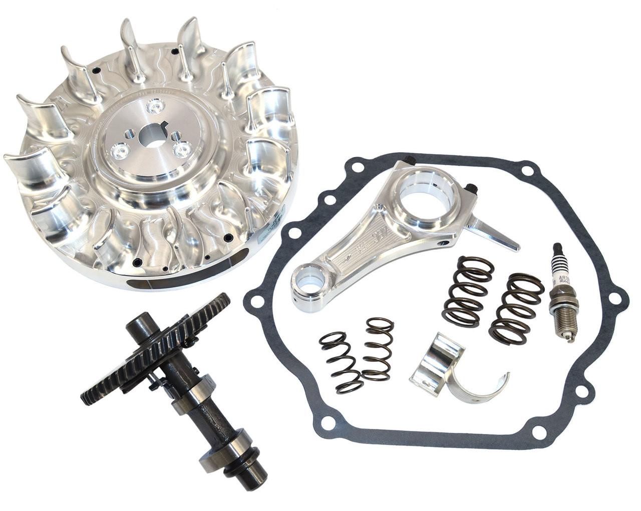 Stage 2: 301cc Hemi Predator / GX240-GX270 Performance Kit