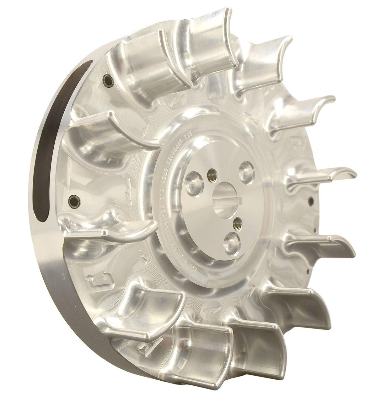 ARC Billet Flywheel: 301cc Predator, GX240/270
