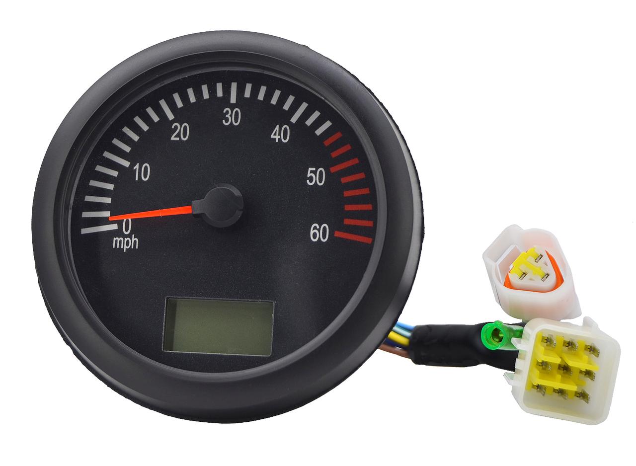 300 Challenger XRX Speedometer ( 60mph )