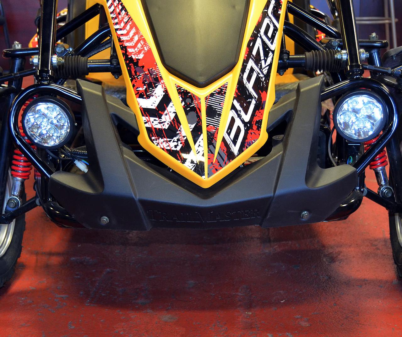 Blazer 200R Front Bumper