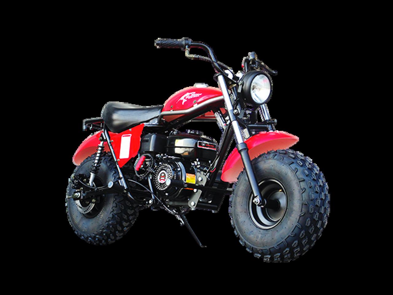 Trailmaster Mb200 2 Mini Bike Gopowersportscom