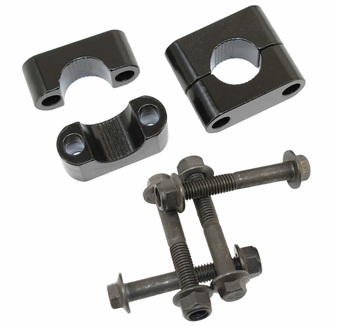 "7/8"" Handlebar Riser Clamp Kit"