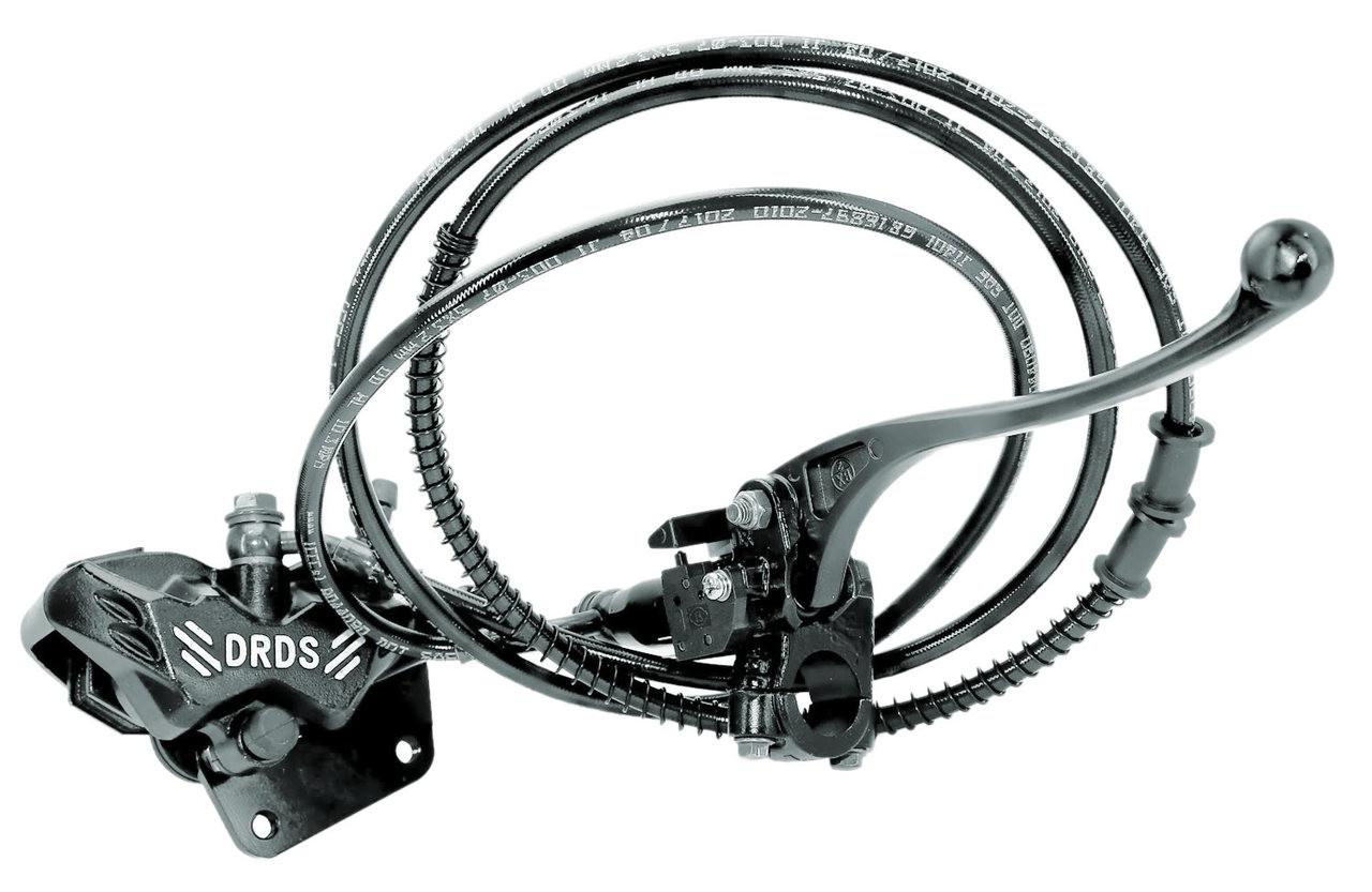 MB200-2 Hydraulic Brake Kit
