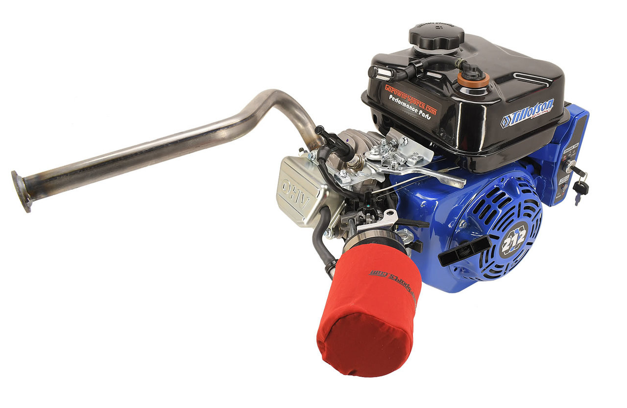 212cc Tillotson Electric Start Performance Racing Engine For Go Diagram And Parts List Manco Gokartminibikeparts Model Stage 1
