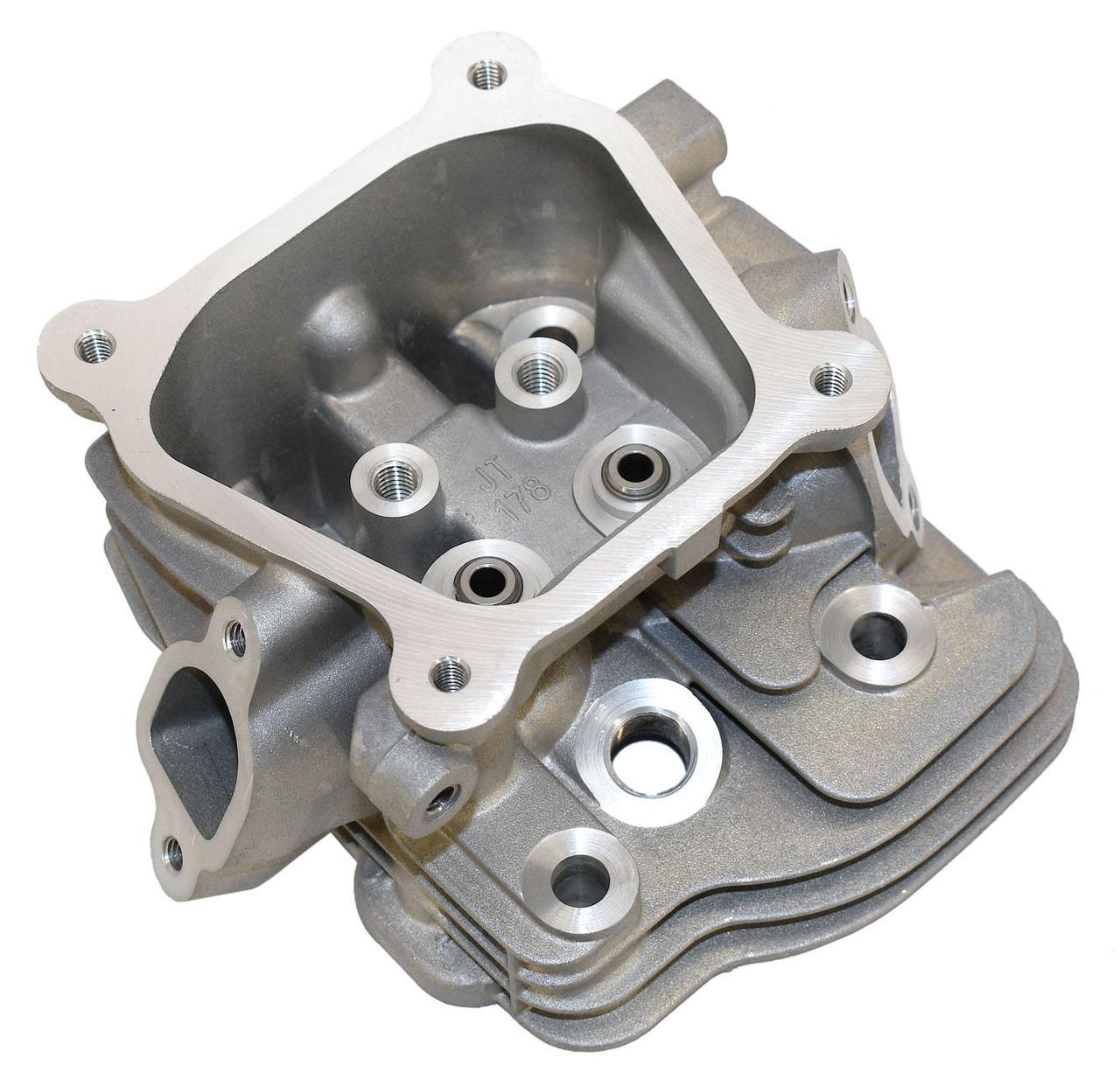 Head, Stock (27mm-25mm valves)