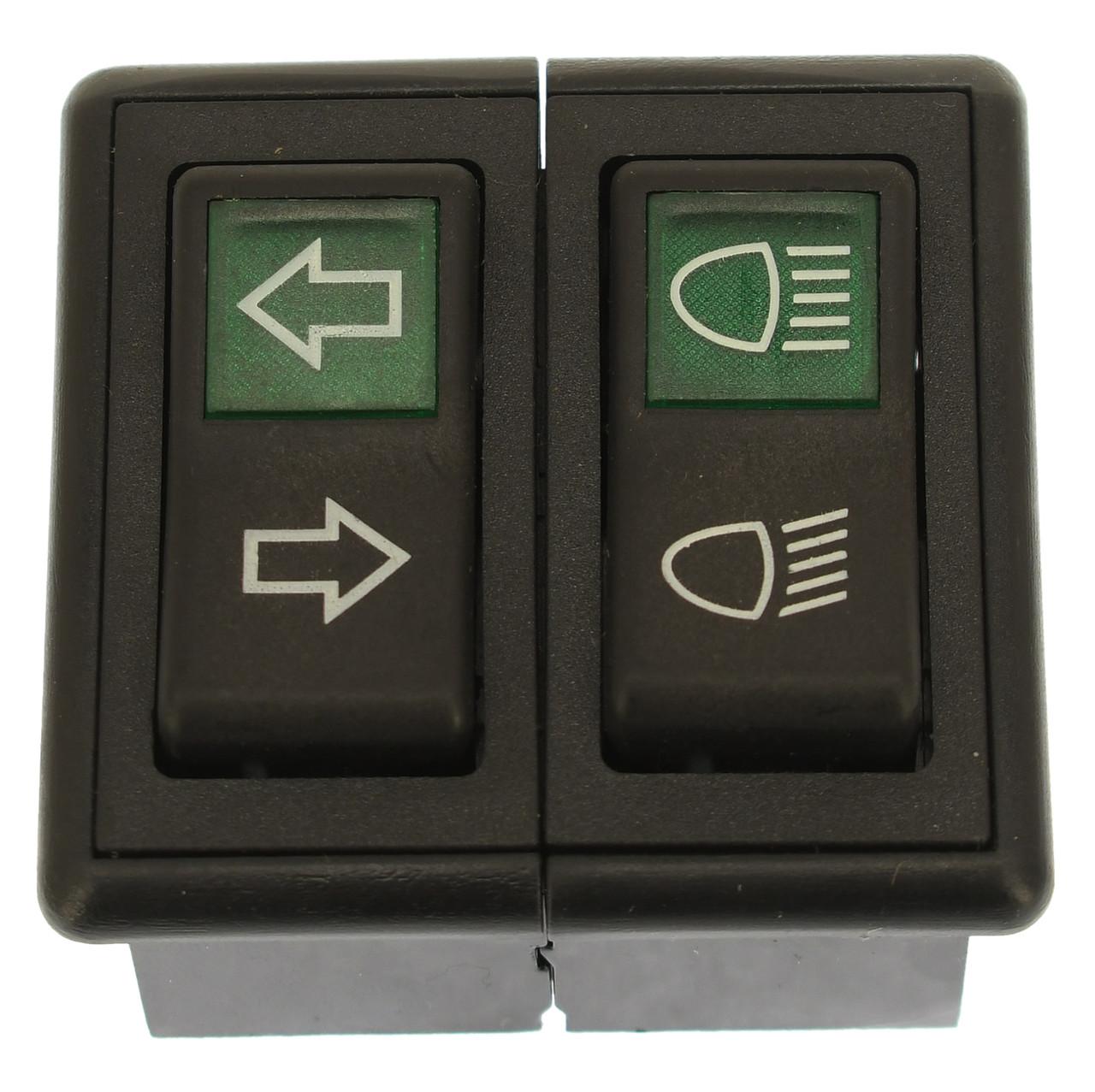 Head Lights & Turn Signal Combination Switch