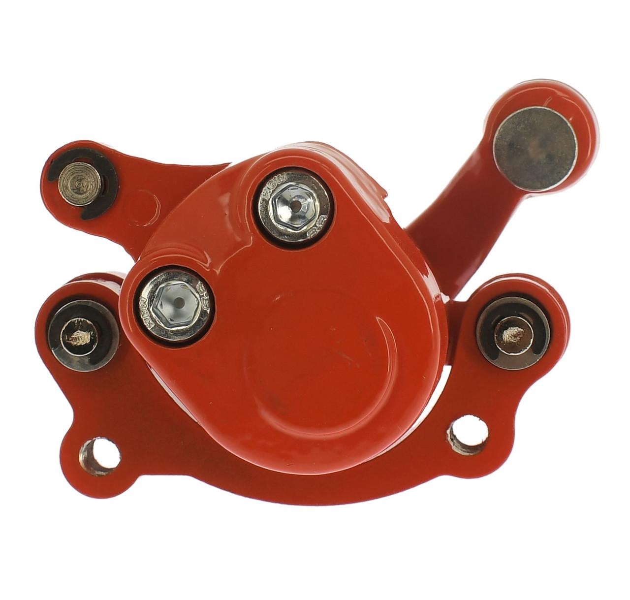 50-10000-00  - CALIPER, BRAKE W/PADS BRIGHT RED