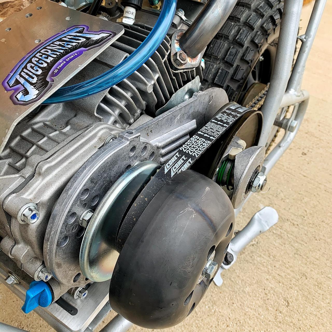 Super 30 Series Driver - The Juggernaut