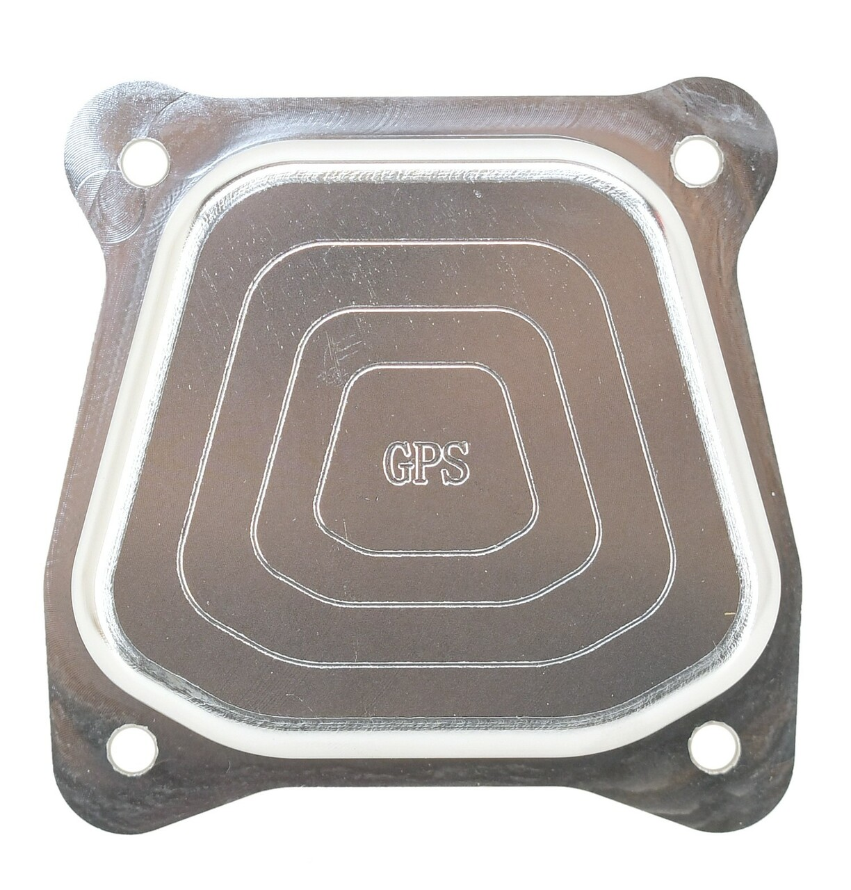 Billet Valve Cover, 212cc Non-hemi Predator/196cc clone/Honda GX160-GX200, Silver