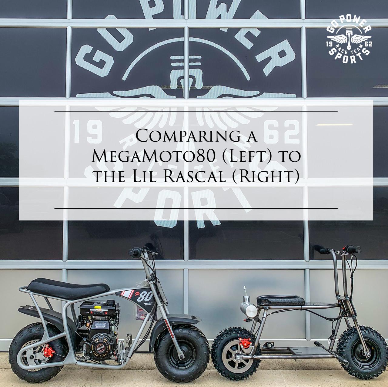 Lil' Rascal Mini Bike Kit