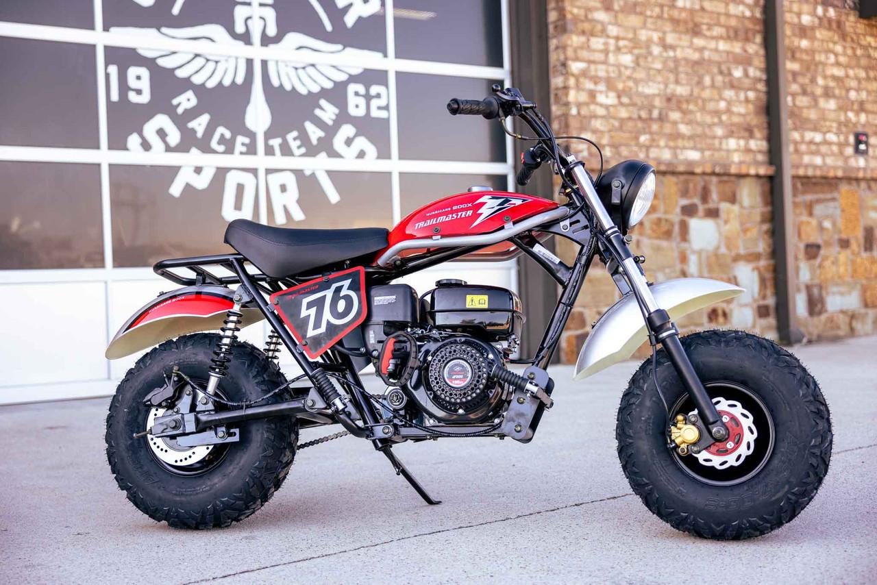 TrailMaster Hurricane 200X Minibike