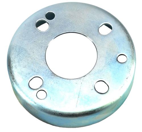 """4"""" Brake Drum, 1246 Manco"""
