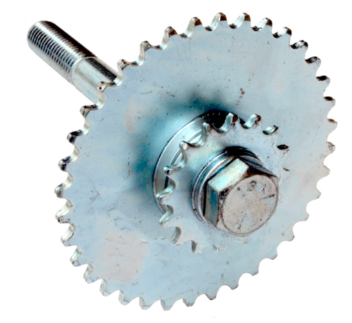 Manco Sprocket upgrade, 36T- 16T, 13063- comes with #35 3ft chain