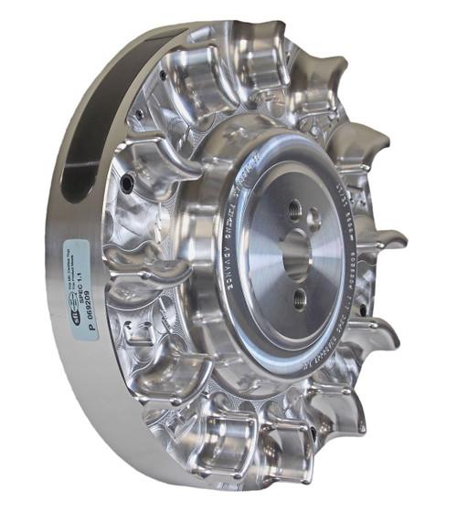 ARC Speedway Billet Flywheel: 196cc, 212cc Tillotson, GX200