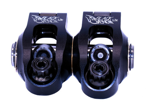 Gage Black Venom Roller Rocker Arms