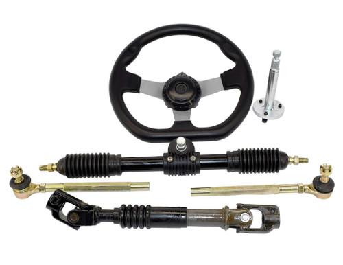 Go-Kart Steering Kit Complete