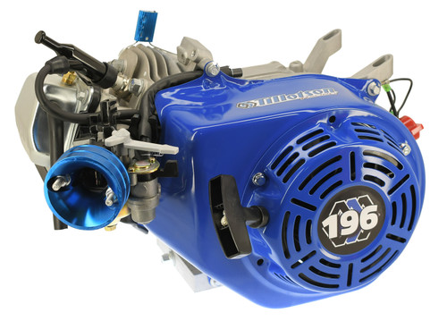 Tillotson Racing Engine 196 RS- Base No Flywheel